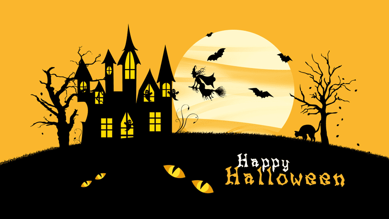Halloween Day Quotes and Sayings & Wishes and Messages