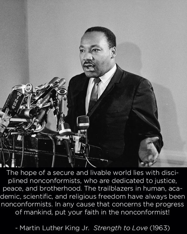 MLK Quotes: The Strength to Love (1963)