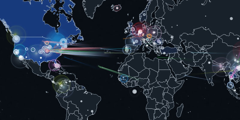 Simulating DDoS Attacks