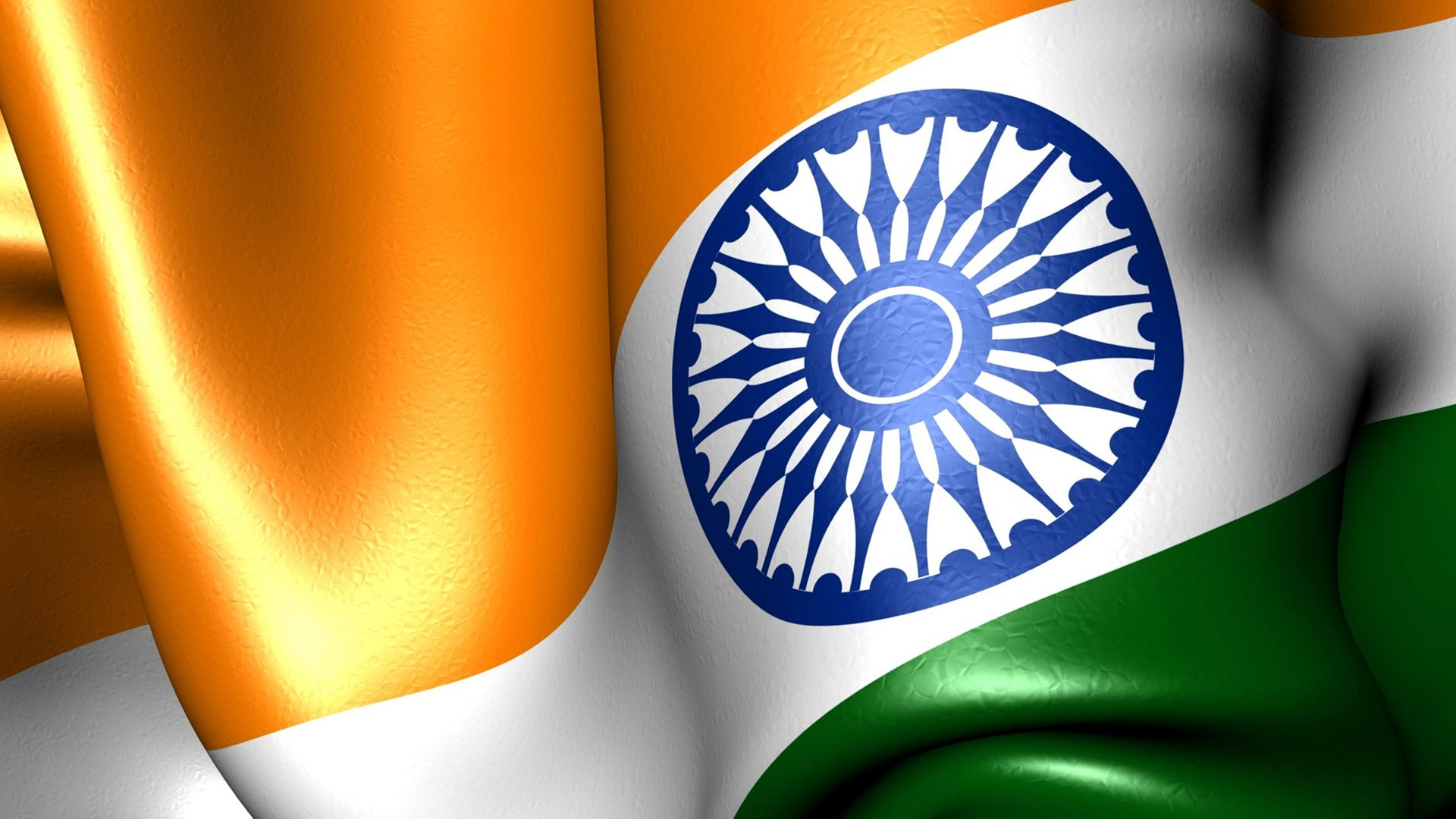 Beautiful Indian Flag HD Wallpaper