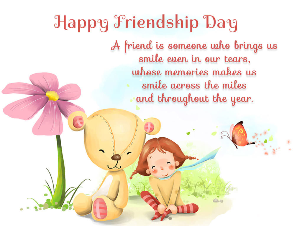 Friendship Day HD Images Wallpaper Pics Photos Free ... Happy Friends Quotes