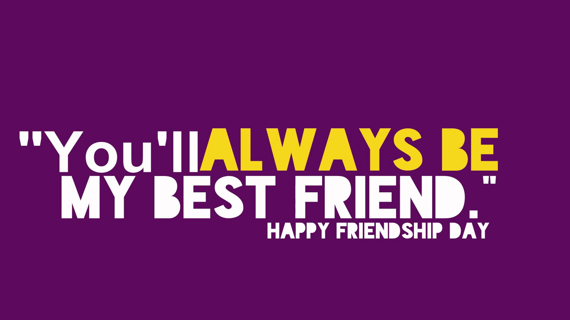 Friendship Day HD Images, Wallpaper, Pics, Photos [Free ...
