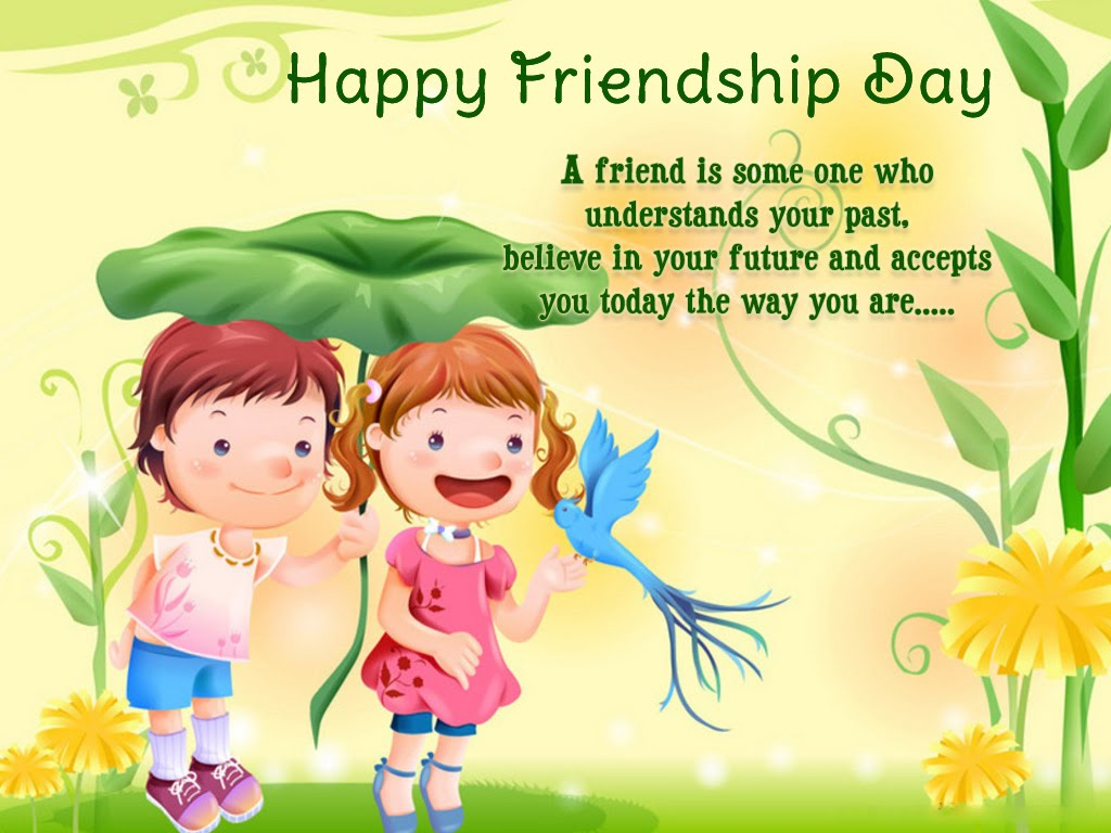 Happy Quotes About Friendship Simple 50 Happy Friendship Day Whatsapp Status Quotes Messages