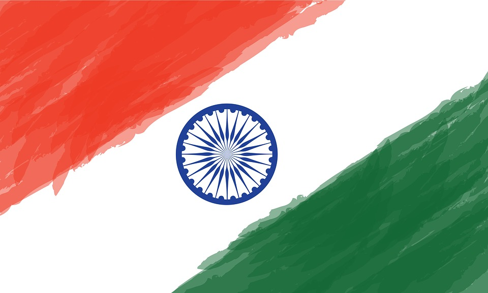 Indian Flag Painting