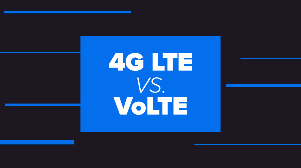 Image result for LTE and VoLTE