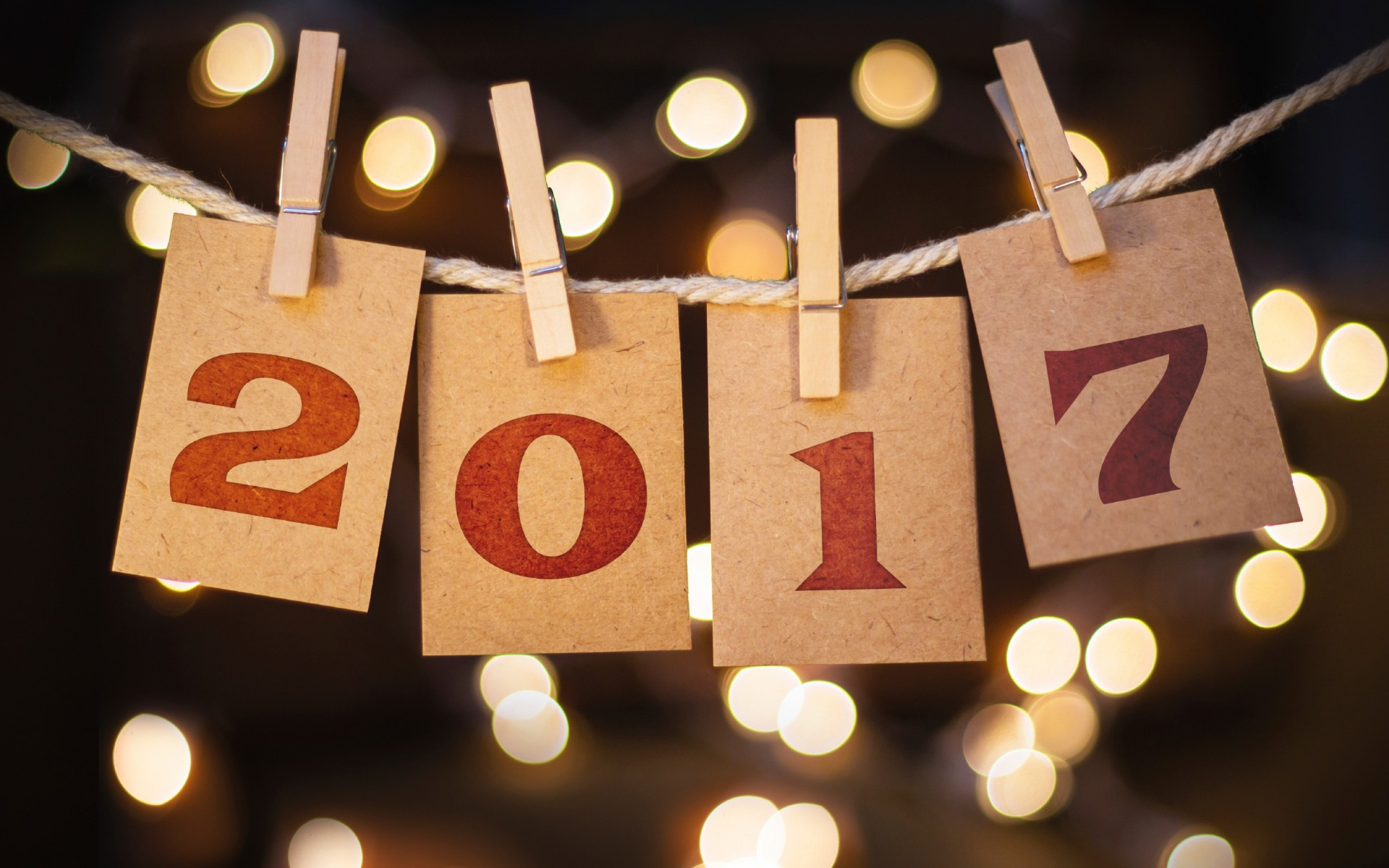 2017 Happy New Year HD