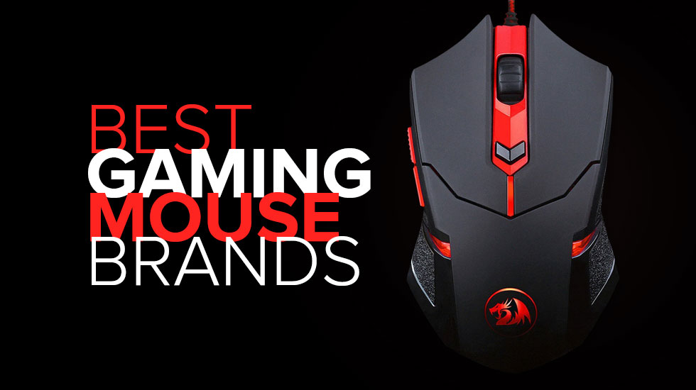 best gaming mice brands