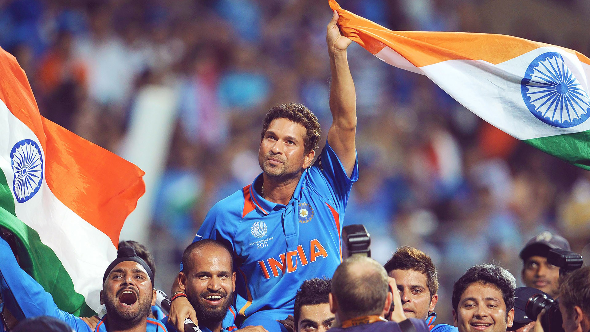 Indian Flag Wallpapers & HD Images – AtulHost Sachin Tendulkar Wallpapers In World Cup 2011