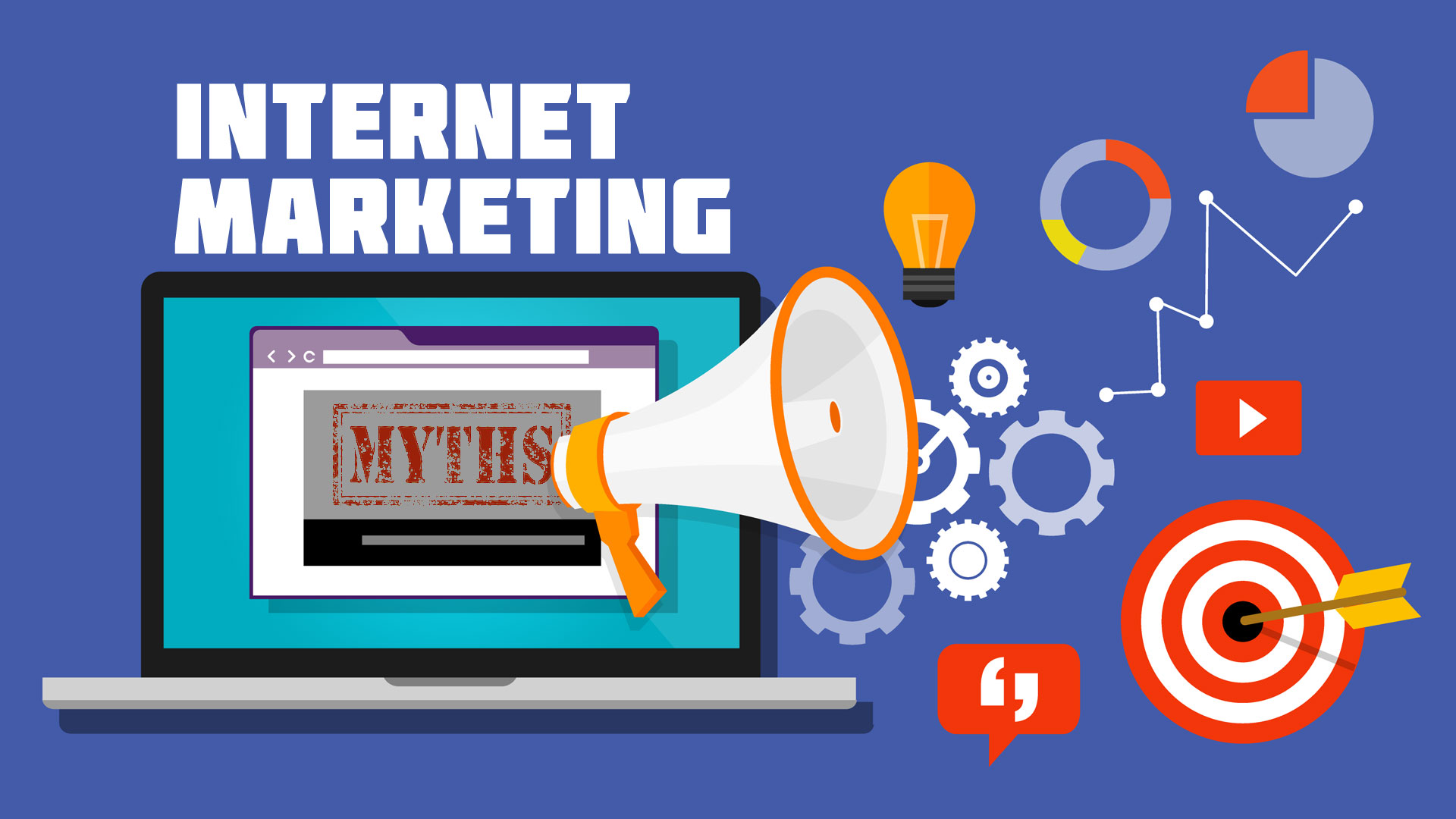 Internet Marketing Myths