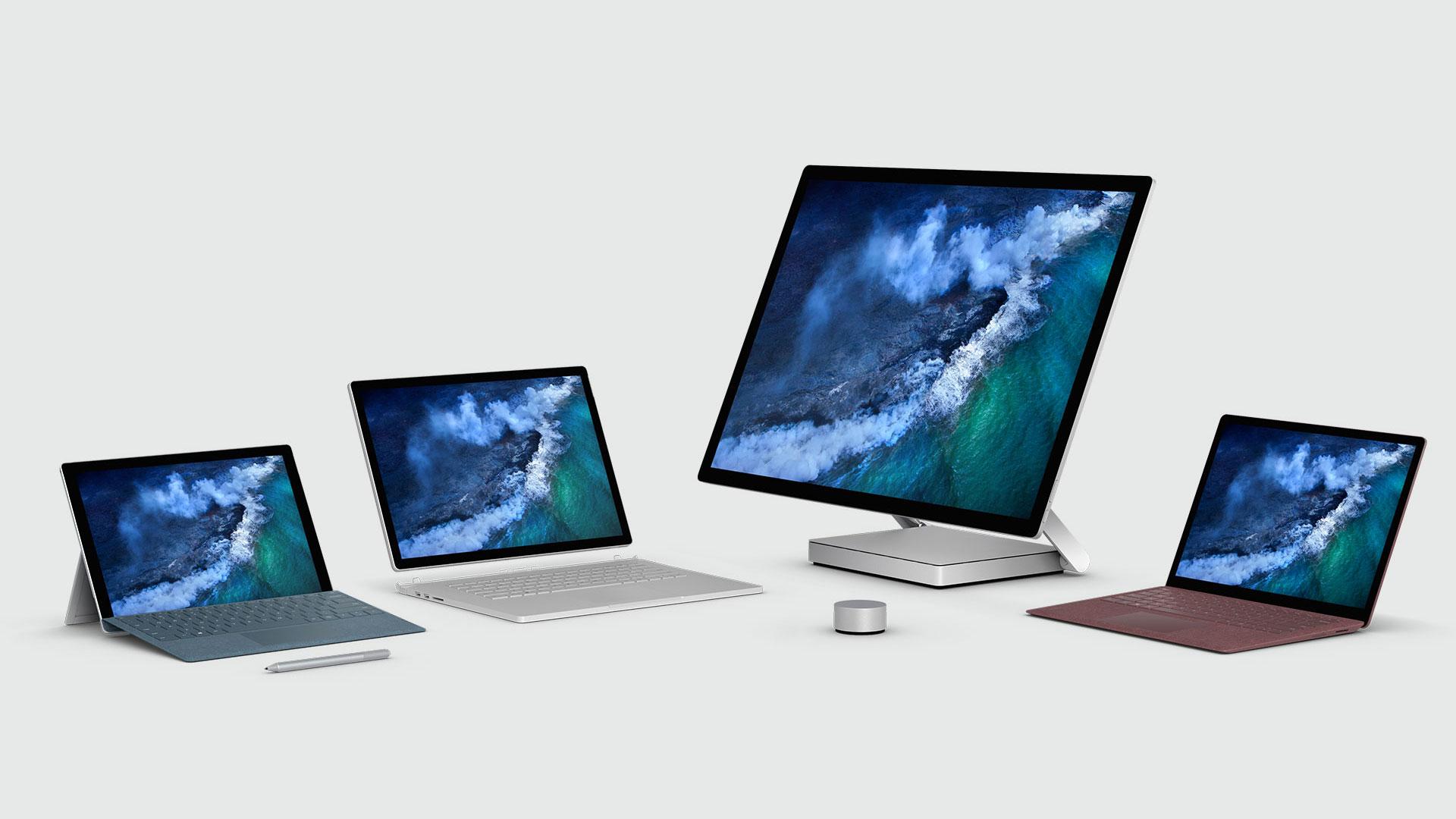 Microsoft Surface Series