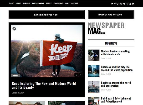 NewsPaper Mag