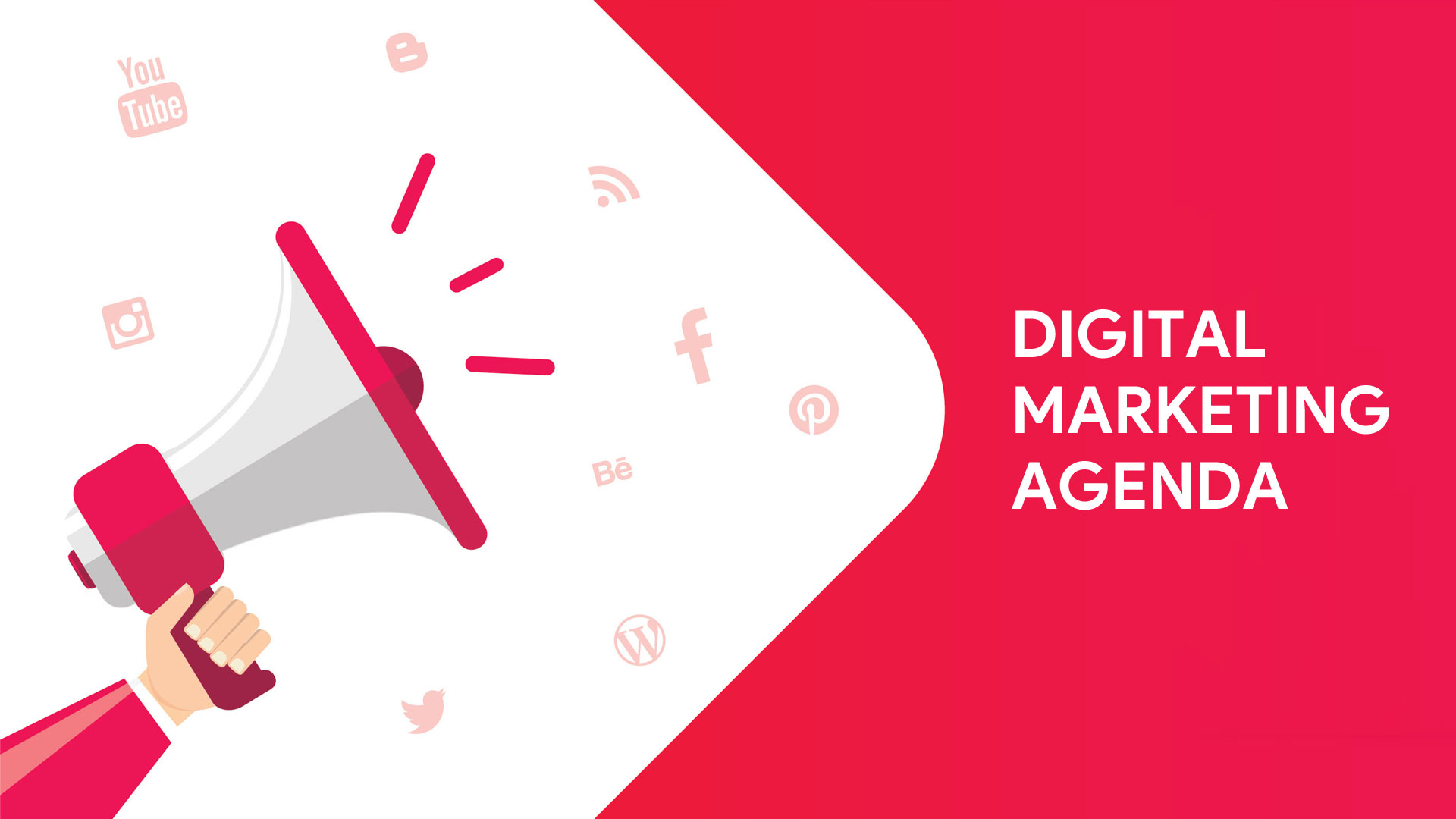 Digital Marketing Agenda