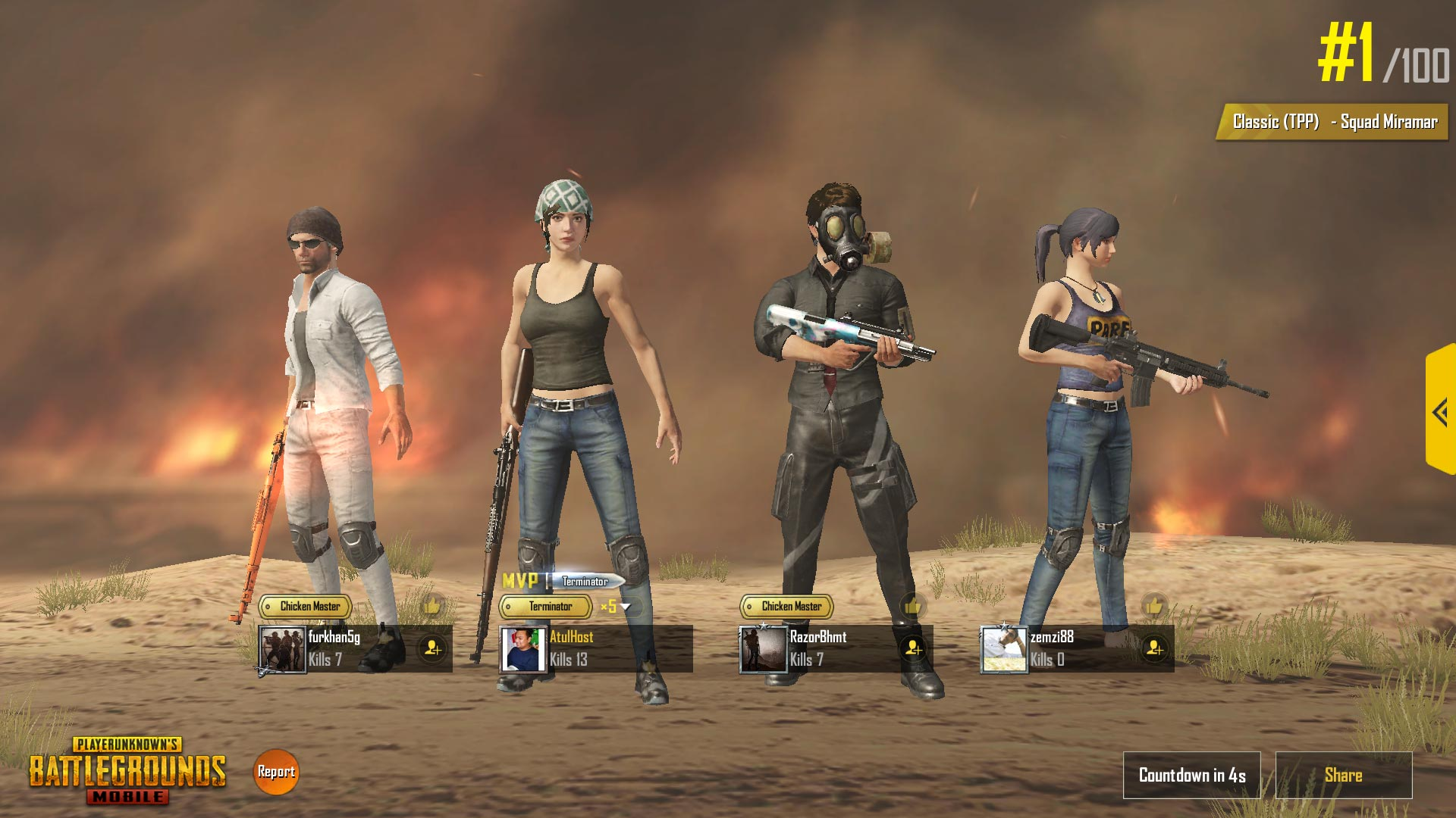 Pubg Mobile Medals List And Meaning Atulhost