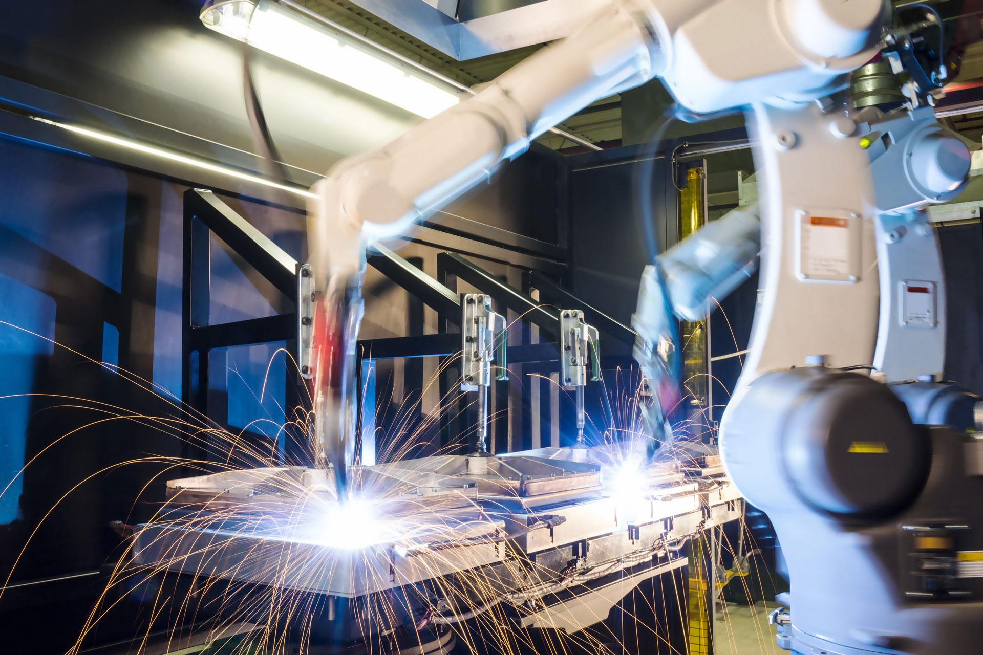 Rise of Robotics in Manufacturing