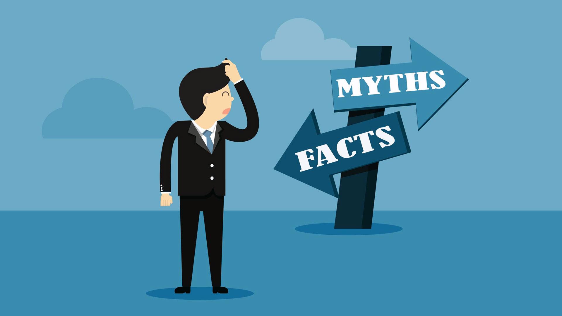Productivity Myths